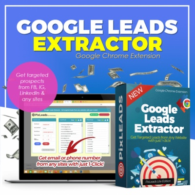 GOOGLE LEADS EXTRACTOR